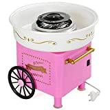 Godskitchen Vintage Collection Hard & Sugar-Free Candy Cotton Candy Maker,Cotton Candy Floss Maker -