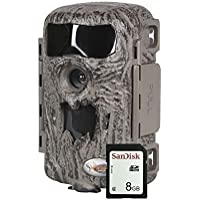Wildgame Innovations Illusion Lightsout 10 Game Camera (Grey Bark - One Size)