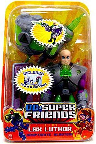DC Super Friends Action Figure Lex Luthor