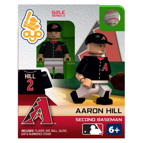 MLB Arizona Diamondbacks Aaron Hill OYO Figure