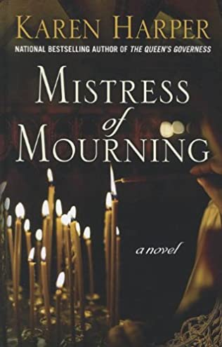 book cover of Mistress of Mourning
