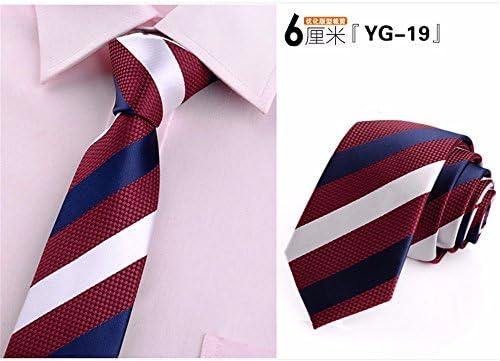 GENTLEE TIE La versión Coreana de la Corbata Hombres de Vestimenta ...
