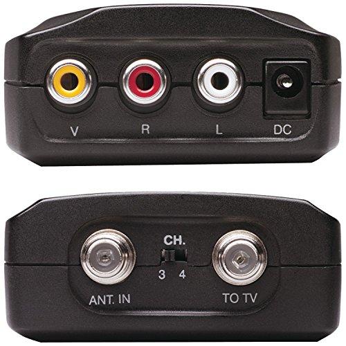 - RCA CRF907 RF Modulator