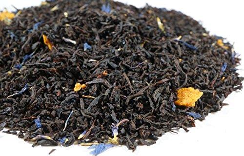 Beantown Tea & Spices - Earl Grey Gourmet Loose Leaf Black Tea. 100% Natural (4 oz. (50 Servings))