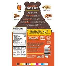 Bear Naked 100% Natural Granola - Banana Nut - 12 oz