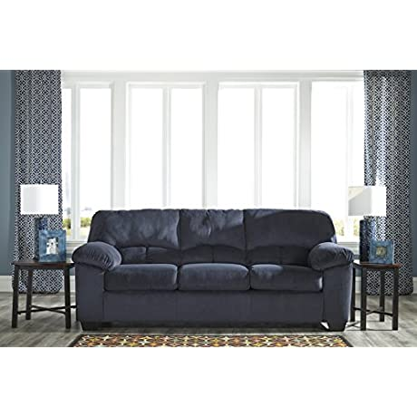 Dailey Contemporary Midnight Color Sofa