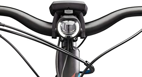 Lupine SL B Bosch E-Bike Bicicleta lámpara: Amazon.es: Deportes y ...