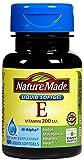 Nature Made Vitamin E 200 IU Softgels, 100 ct Review