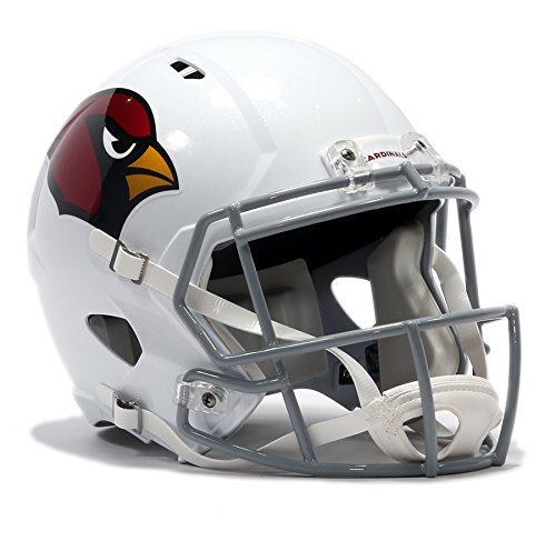 Arizona Cardinals Replica Riddell Speed Football (Riddell Arizona Cardinals Replica Helmet)