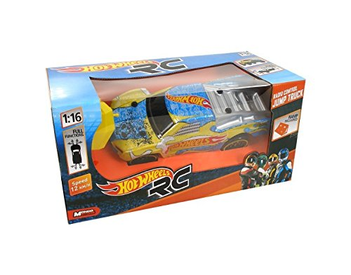 Hot-Wheels-Truck-con-rampa-con-radio-control-multicolor-Mondo-63257