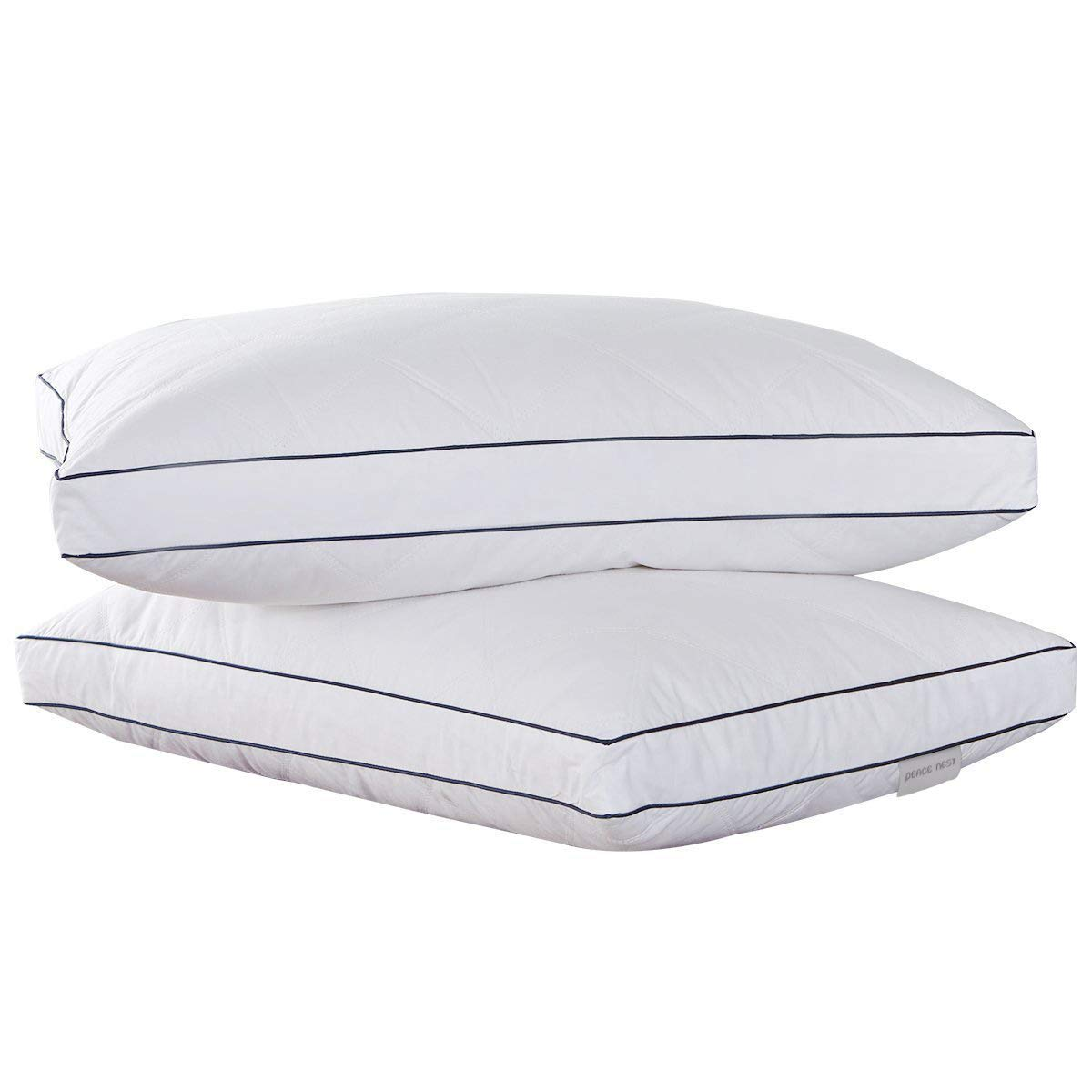 best dryer setting for down pillows