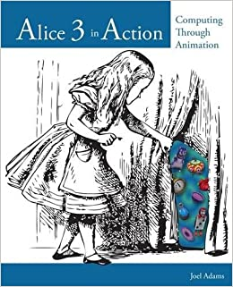 Book Alice 3 in Action: Computing Through Animation