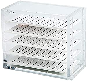 Win A Free Acrylic 5 Layers clear Eyelash Storage Box