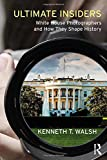 Virtually unknown to the public or historians, White House photographers have developed amazing access to the presidents of the United States over the past half-century. In this book, long-time White House correspondent Kenneth T. Walsh tells their s...