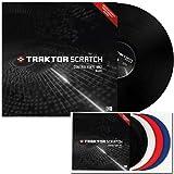Native Instruments Traktor Scratch Control Vinyl MK2 - Black (Single...