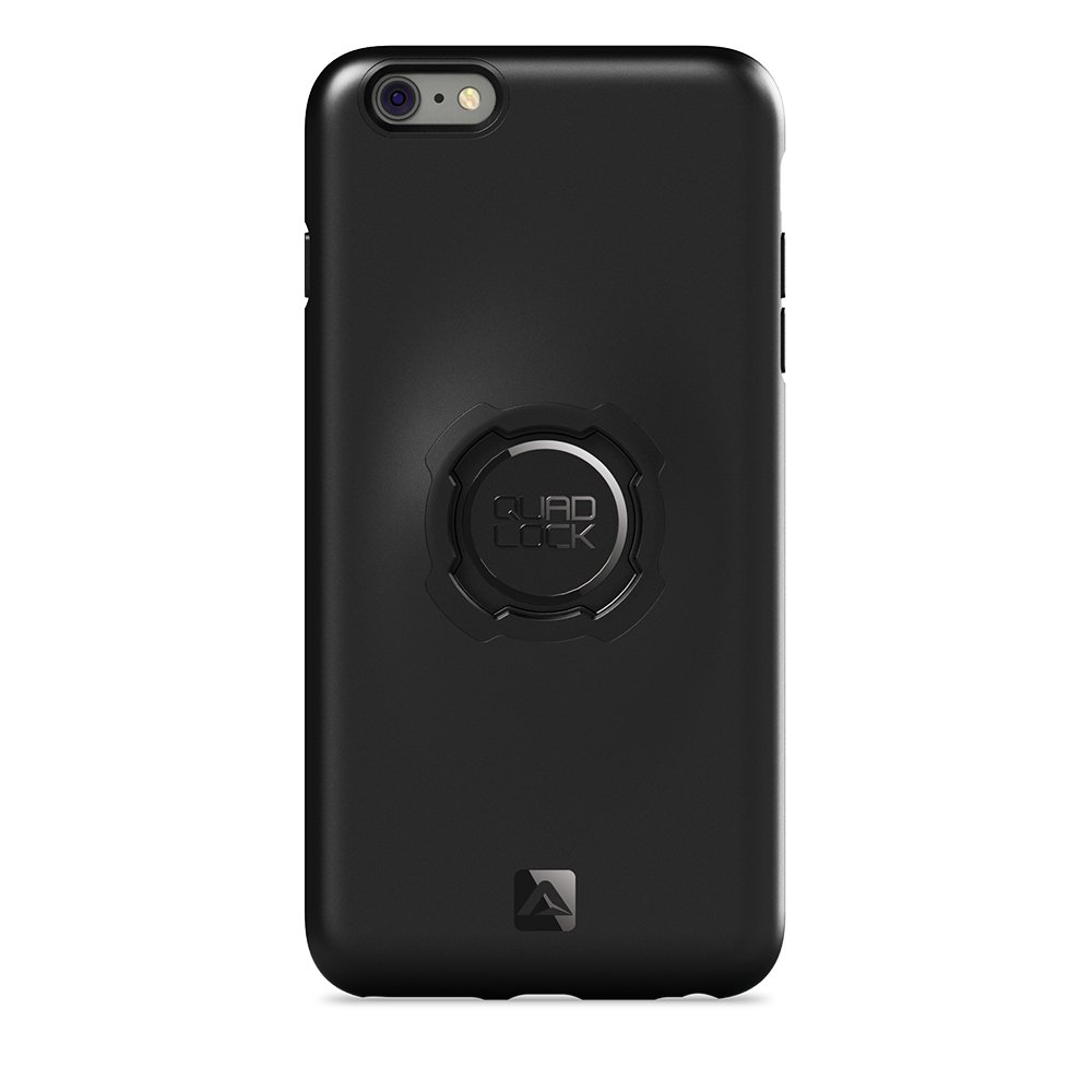 Quad Lock Case 6/6S+ Funda para Móvil, Negro, Única QLC-I6PLUS