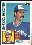 Baseball MLB 1984 Topps Traded #69 Dennis Lamp Blue Jays