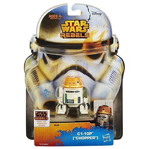 [Star Wars Rebels Saga Legends C1-10P (Chopper) Figure] (Star Wars Chopper)