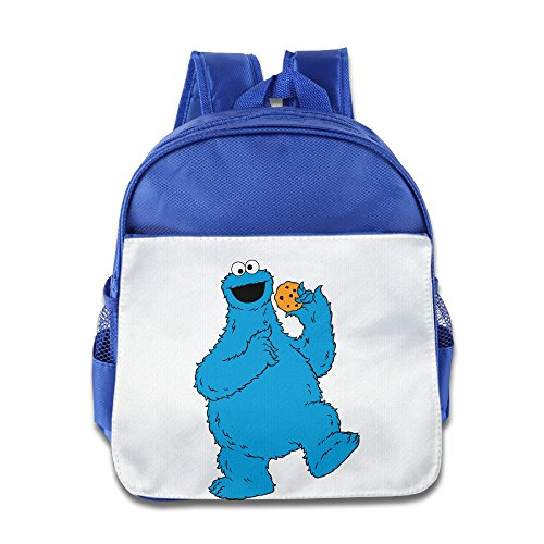 [JXMD Custom Cool Sesame Street Children Shoulders Bag For 1-6 Years Old RoyalBlue] (Caitlyn Jenner Costume)