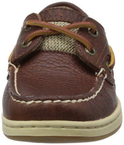 Women's Plaid Tan Shoe Sperry Boat Sider Bluefish Top TYwHH0Eq4