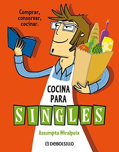 Cocina para singles (DIVERSOS): Amazon.es: Assumpta Miralpeix: Libros