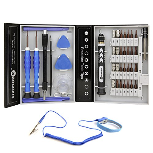 LB1 High Performance New Premium Multipurpose 41-Piece Precision -