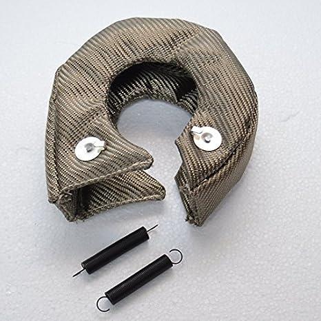 Tuning Protección de calor Titan T25 Turbo/Turbocompresor Garrett GT25 GT28 gt3071 también GTX: Amazon.es: Coche y moto