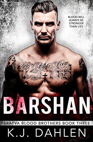 Barshan (Bratva Blood Brothers Book 3) cover