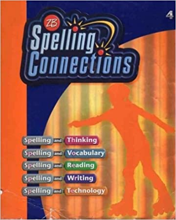 Spelling Connections 4th Grade Edition 9780736746823