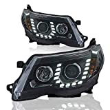 Win Power High Beam HID Headlight for 2008-2012 Subaru Forester With Ballast and 5000K D2H Xenon Bulb Version 1