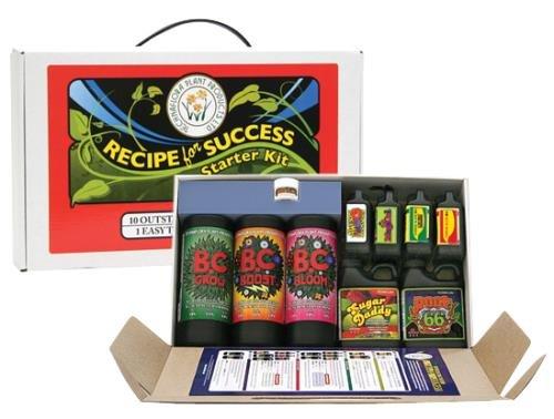 Technaflora Recipe for Success Starter Kit