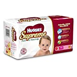 Huggies Supreme, Niña, Etapa 3, 180 Pañales