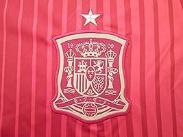 RFEF MORATA 7 - Camiseta de fútbol oficial de España, tallas S-M-L-XL, rojo, X-Large: Amazon.es: Deportes y aire libre