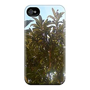 New Snap-on 6Plus Skin Case Cover Compatible With Iphone 4/4s- Loquat Tree