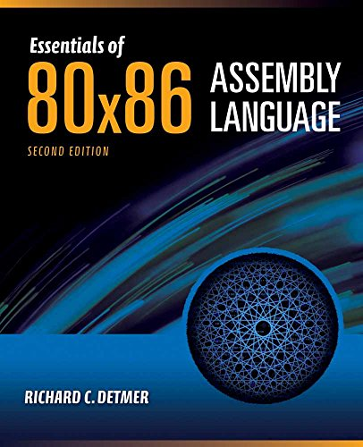 Essentials of 80x86 Assembly Language by Brand: Jones Bartlett Learning