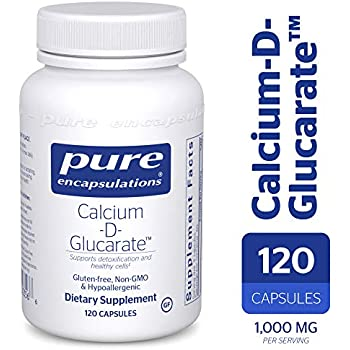 Amazon Com Source Naturals Calcium D Glucarate 500mg 120 Tablets