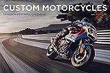 Bike EXIF Custom Motorcycle Calendar 2018