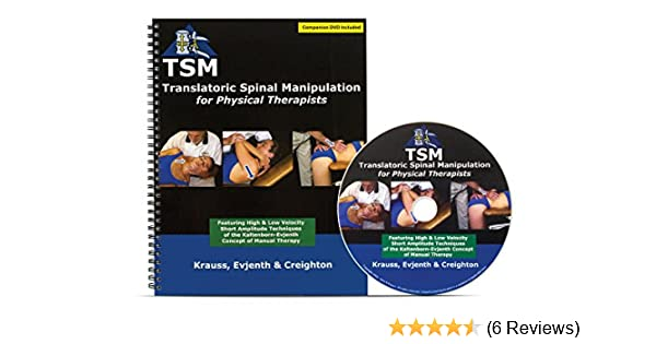 Amazon com: Translatoric Spinal Manipulation for Physical
