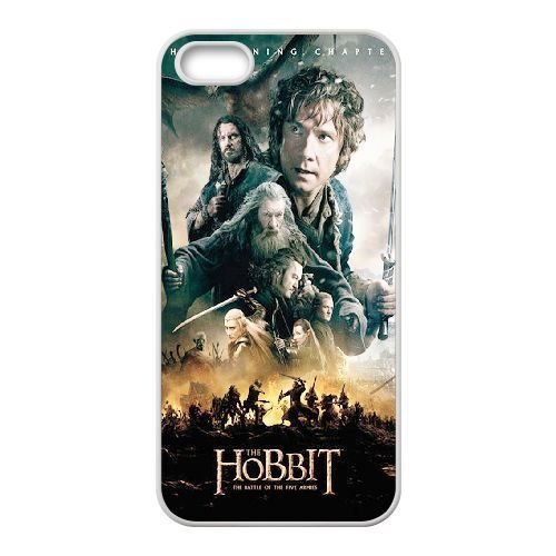 iPhone 5, 5S Phone Case White The Hobbit DY7707500