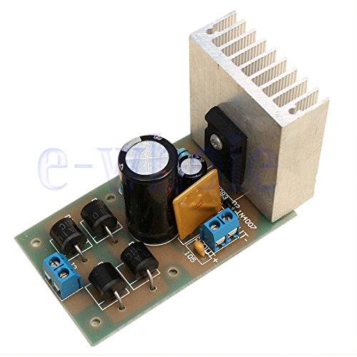 LT1083 Adjustable Regulated Power Supply Module DIY Kit