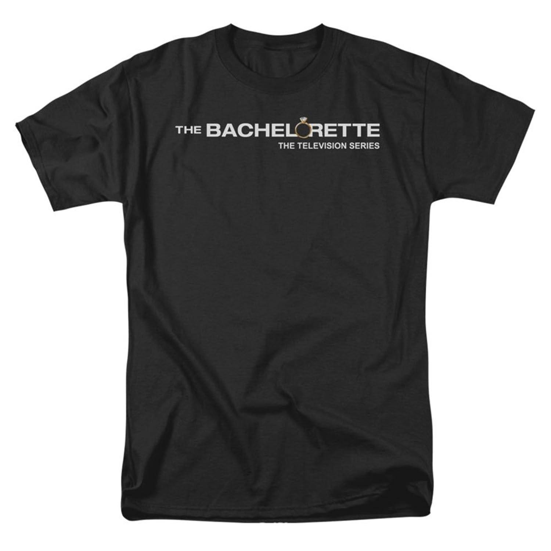 Bachelorette - Mens Logo T-Shirt In Black