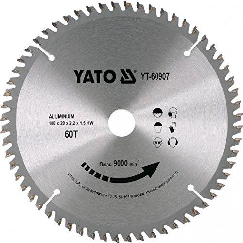 """YT YATO-80528 escotado-Scarpe di sicurezza taglia 46 """"puno"""""""