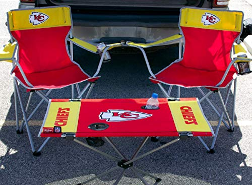NFL 3-Piece Tailgate Kit (All Team Options)