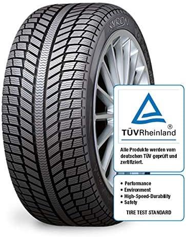 C//72Db Winter SYRON Tires EVEREST1 Plus XL 225//55//17 101 V PKW