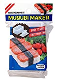Three Japanese Sushi Rice Cake Musubi Press Mold