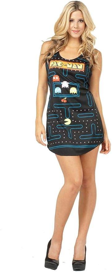InCogneato - Disfraz de Pacman para Mujer, Talla única (801378 ...