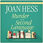 Murder as a Second Language: A Claire Malloy Mystery | Joan Hess