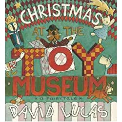Christmas at the Toy Museum (Hardback) - Common
