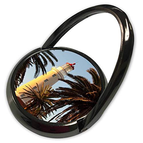 (3dRose Danita Delimont - Uruguay - East Point Lighthouse, Punta Del Este, Uruguay, South America - Phone Ring (phr_314401_1))