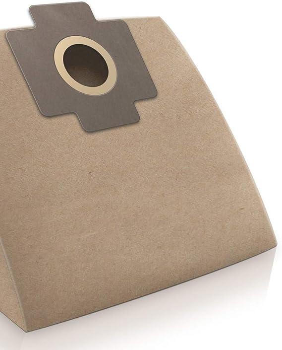 Wessper 20x Bolsas para aspiradora Solac 1300 Electronic (Papel): Amazon.es: Hogar